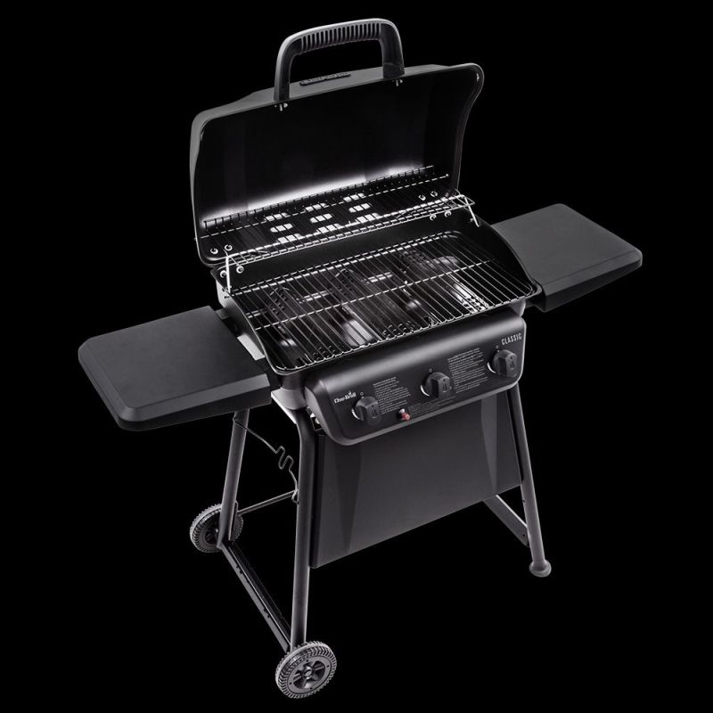 Char-Broil Classic Outdoor BBQ Grill