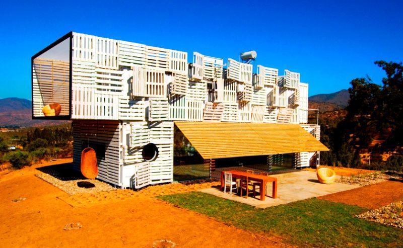 Manifesto house by James & Mau Arquitetura