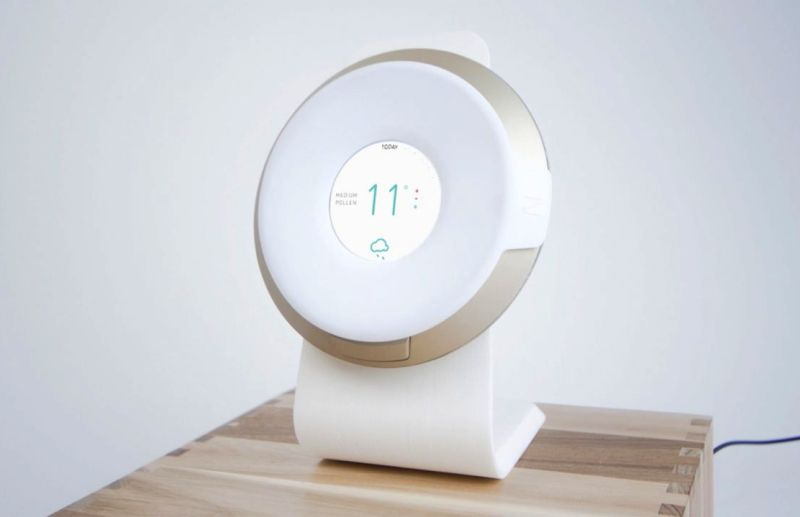 Nsure smart thermostat