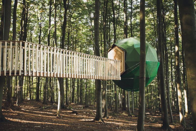 Treehouse Ball at Robins Nest in Witzenhausen, Germany