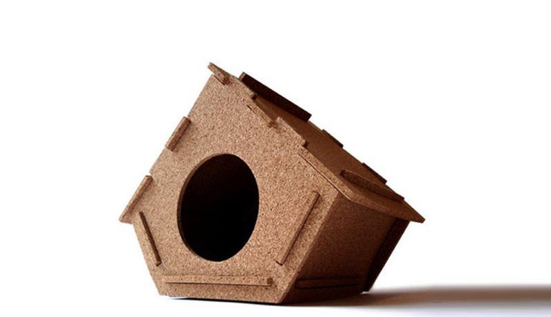 corchito birdhouse