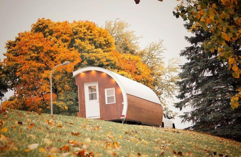 PrototypeD's solar-powered garden office pod