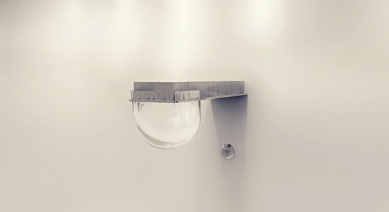 Bell Jar-shaped faucet by Hevesi Annabella