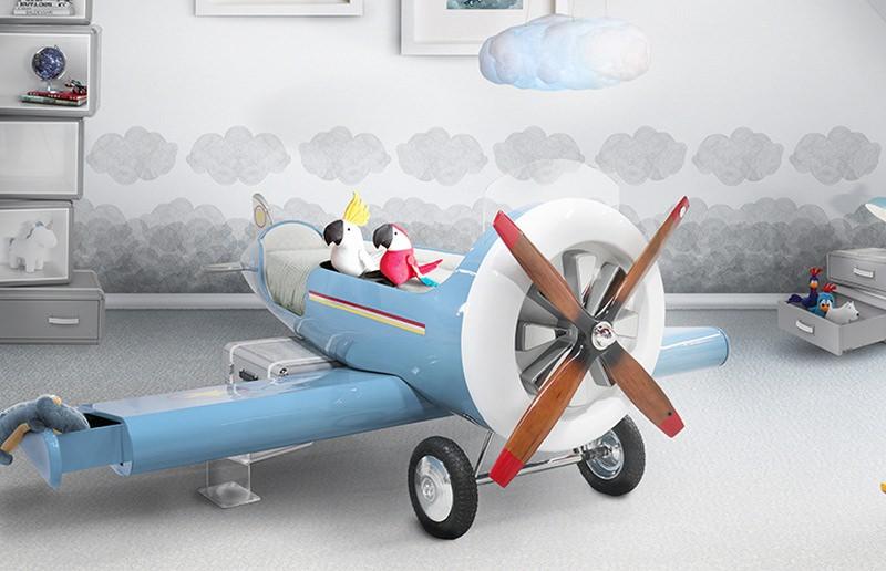 Circu Airplane Bed
