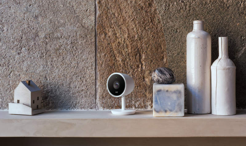 Nest's indoor security camera can distinguish between people and pets