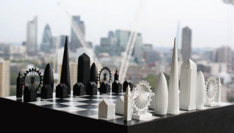 Skyline Chess - New York City Edition