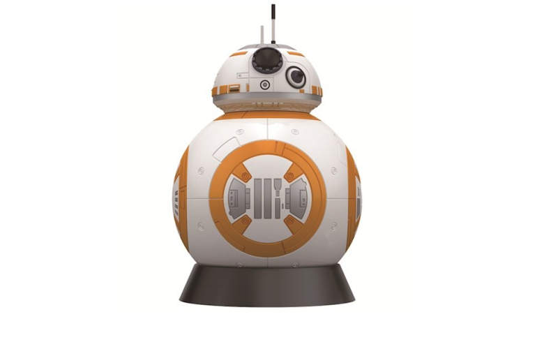 Takayuki Ohira designs Homestar BB-8 Home Planetarium for Sega Toys
