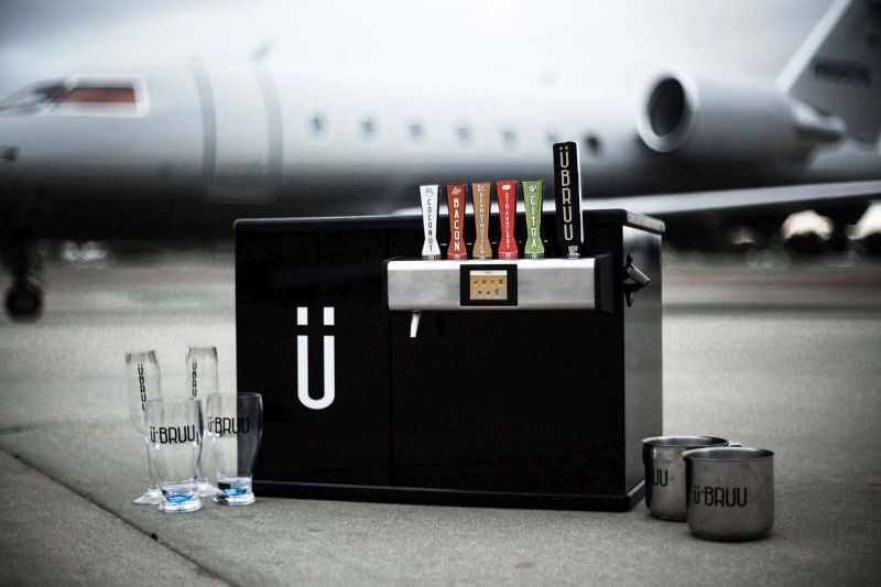 Ubruu beverage dispenser