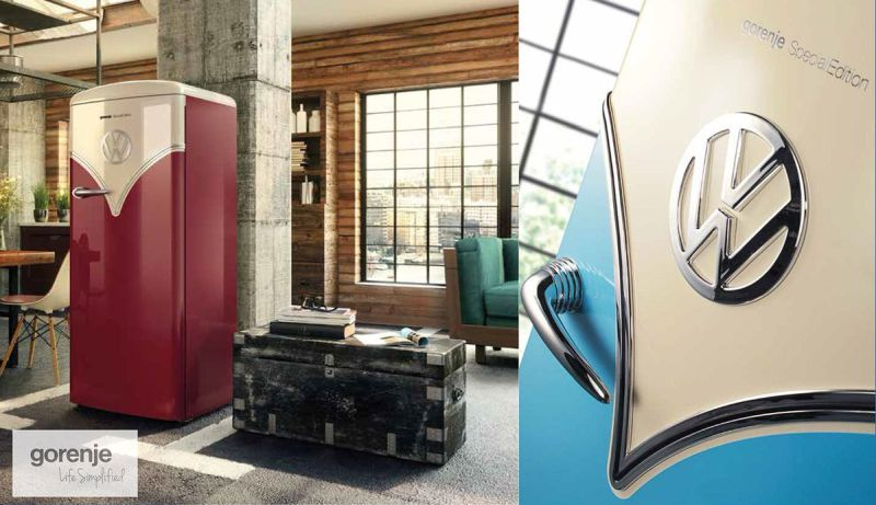 gorenje-retro vw fridge