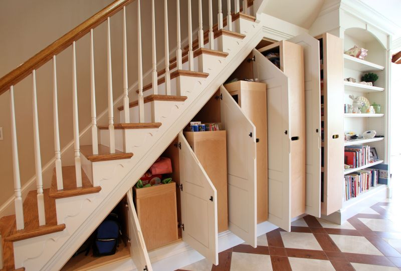 15 Clever Under Stairs Design Ideas To Maximize Interior Space