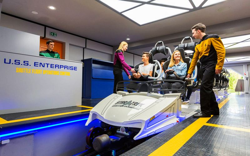 world's first Star Trek roller coaster-1