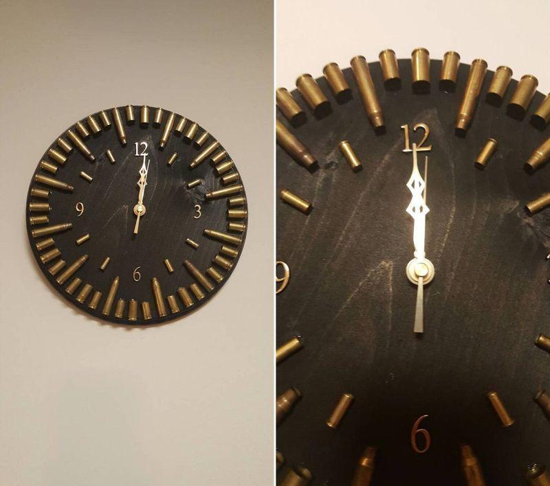 Ammo clock