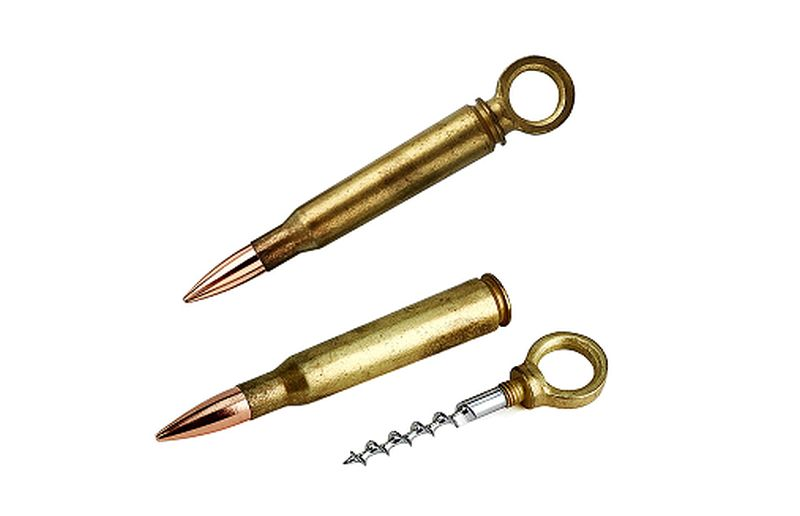 50 caliber bullet corkscrew
