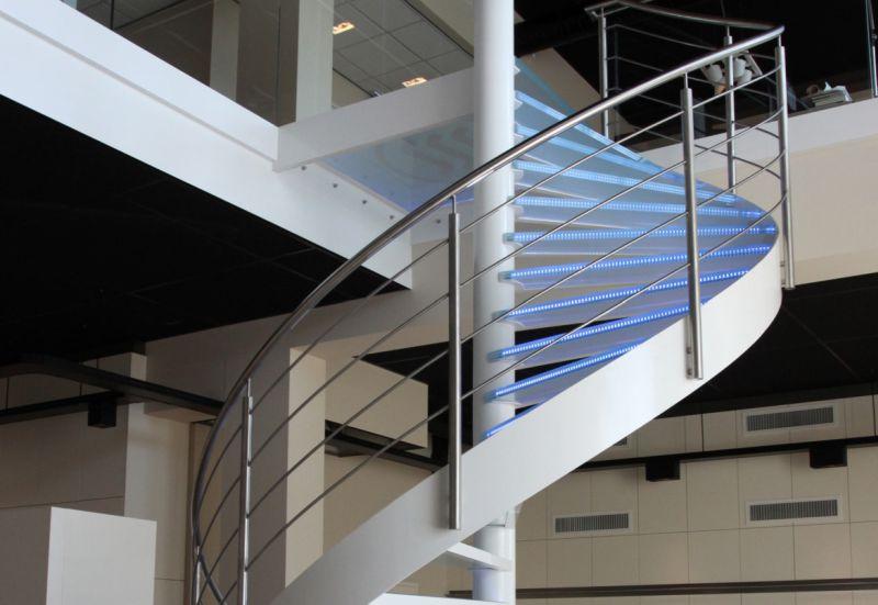 TSE 510 staircase