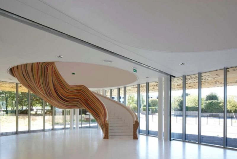 Staircase by Tetrarc Architects