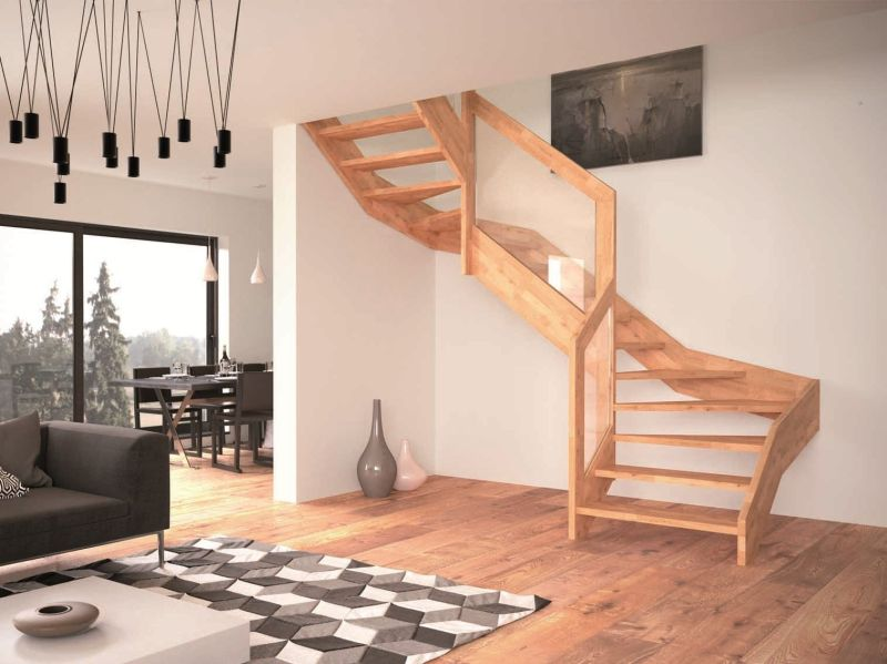 Visio staircases by Rintal