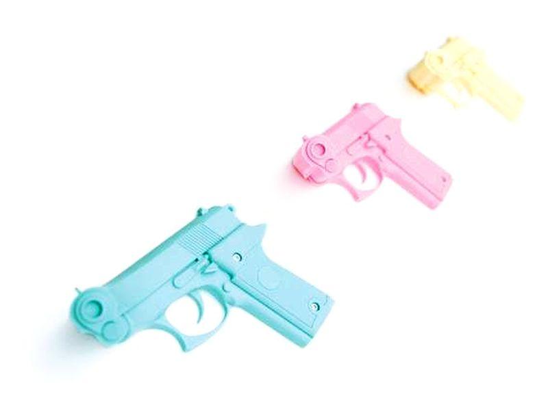 Gun hooks