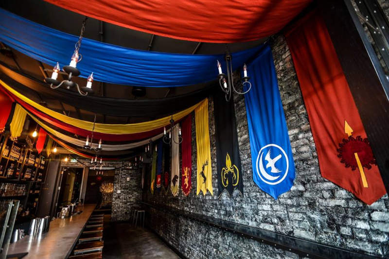 Drink Company opens Game of Throne pub in Washington