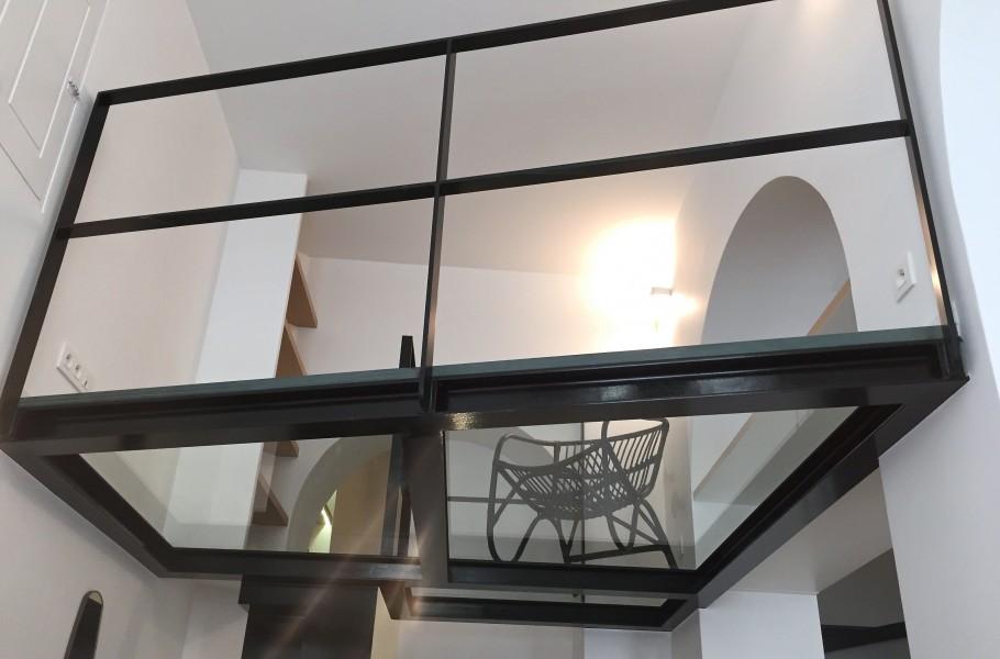 Glass Floor by Trescalini