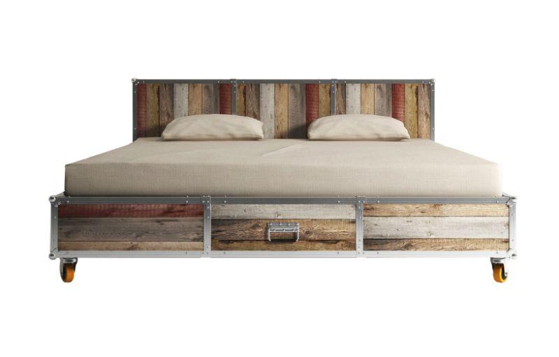 Roadie Storage bed by Karpenter