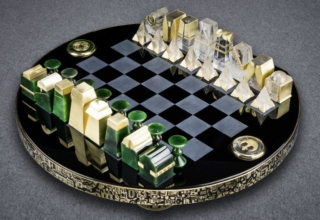Star Wars Chess Set By S T Dupont
