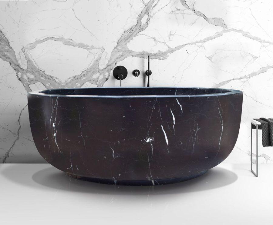 Stone Bathtub by Marblebee 1