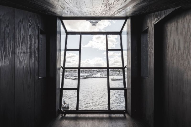 The Krane Retreat in Nordhavn, Denmark by Arcgency