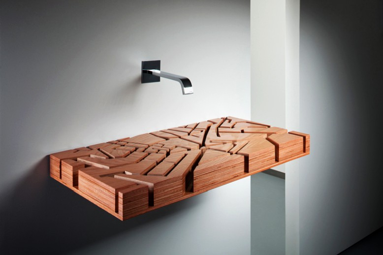 Unique washbasin designs