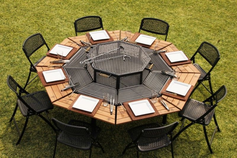 Jag Eight 3 In One Table Will Transform Outdoor Bbq Parties For Good