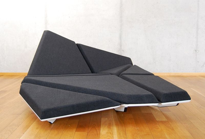 Daybed by Alexander Rehn