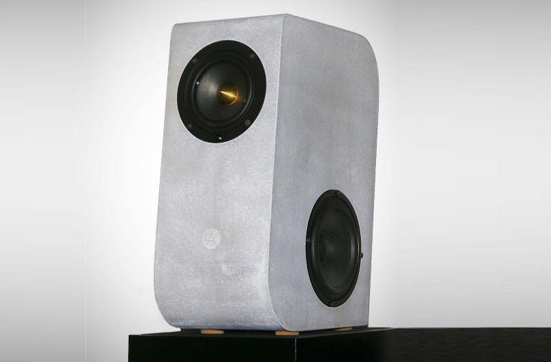 Audio B1 Speaker by Concrete Audio