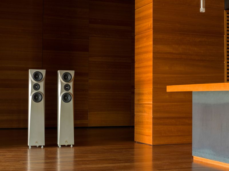 Concrete Audio N1 speaker by Concrete Audio