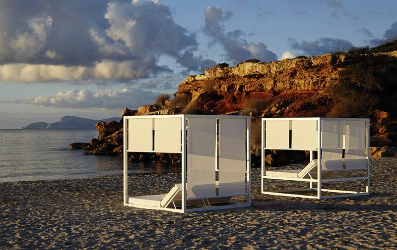 Daybed by Gandia Blasco for outdoors