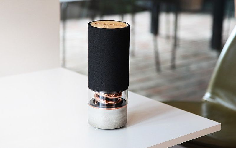 Pavilion wireless concrete speaker