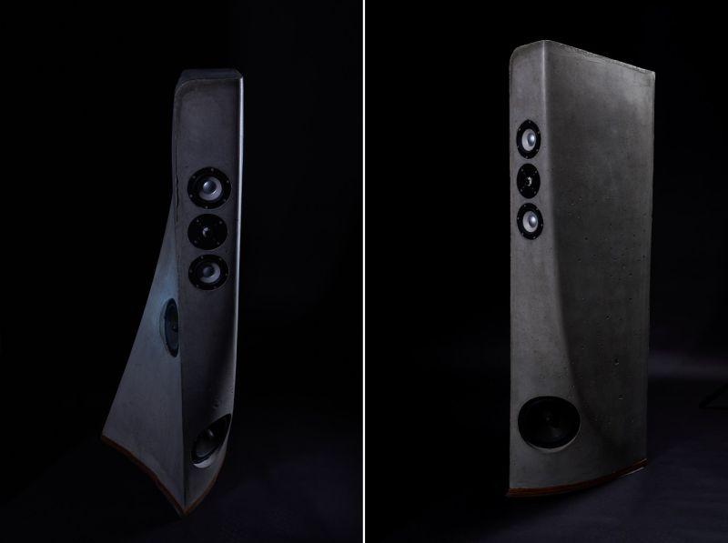 Good old stereo speaker by Destiny Audio