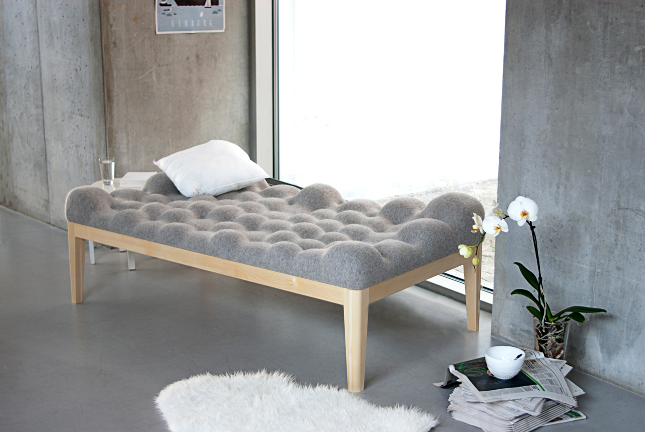 Cloud daybed
