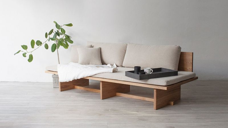 Daybed by Hyung Suk Cho