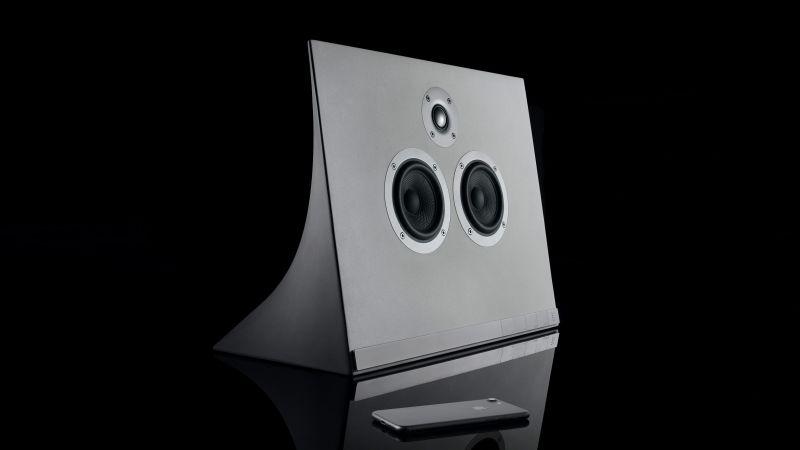 MA770 concrete speaker