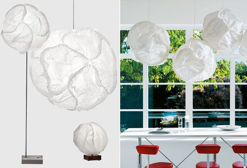 Cloud lamp by Frank Owen Gehry for Belux