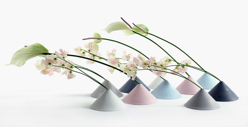 Fuji Vase by Studio Toer for Serax