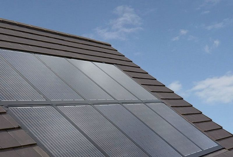 IKEA solar roof batteries