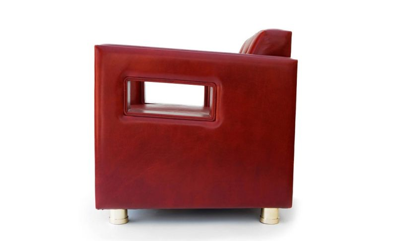 Magnum Lounge Chair by Philip Caggiano