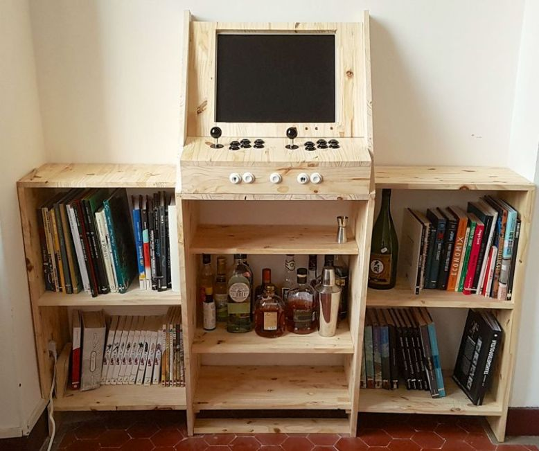 http://www.thecoolector.com/retrogaming-arcade-cabinet