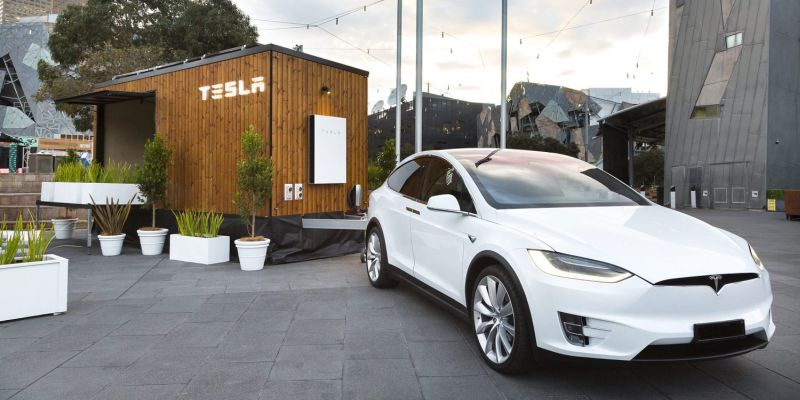 Tesla Tiny House Australia