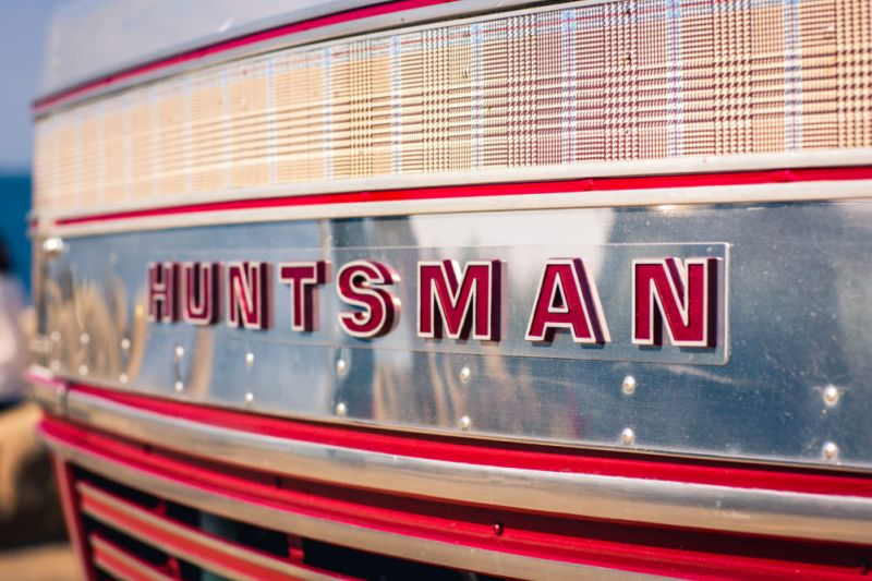 Huntsmans studio on wheels