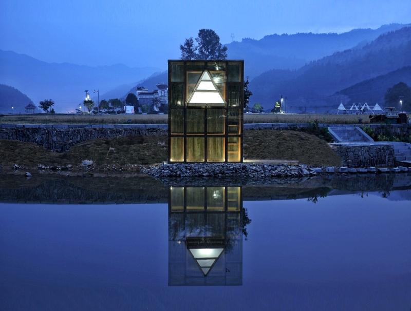 glass cabin by Beijing-based Li Hao _1