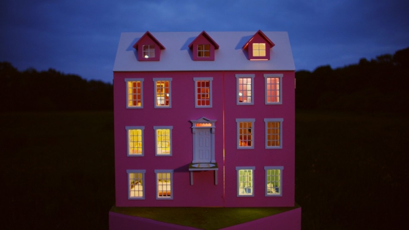 grand budapest hotel by Taylors of Harrogate