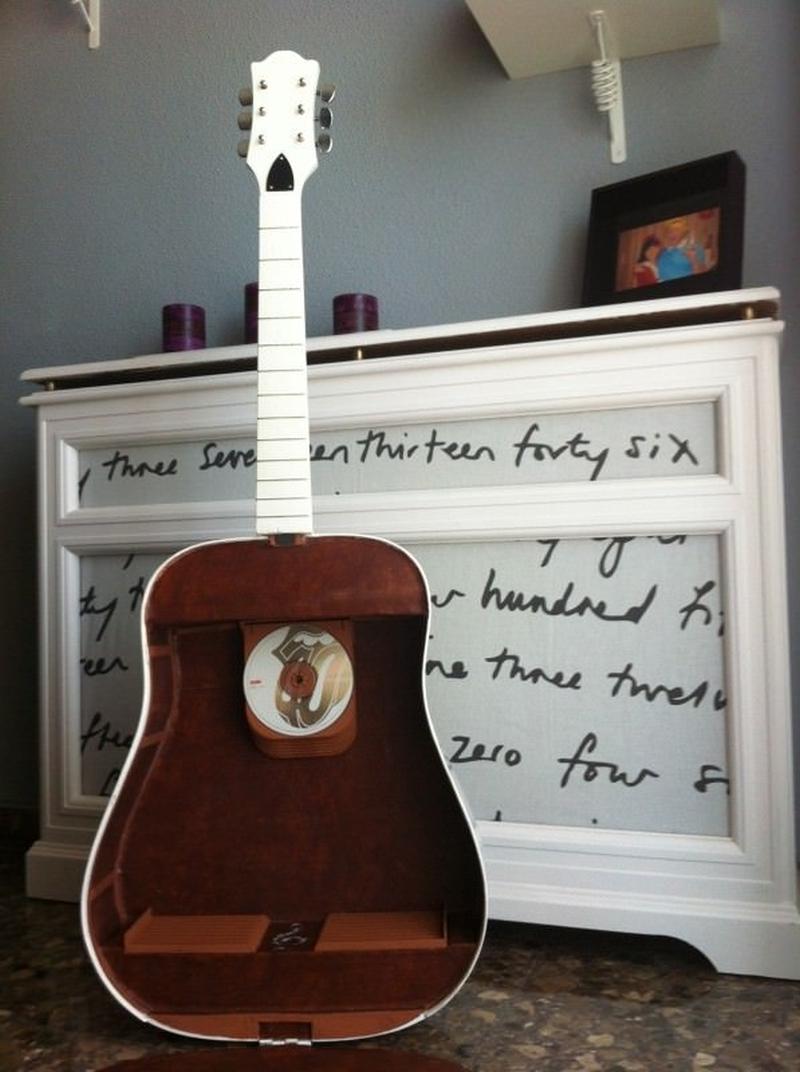guitar cd case
