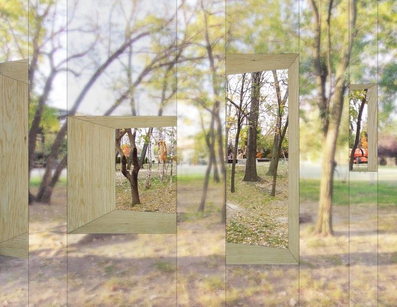 nvisible barn by STPMJ