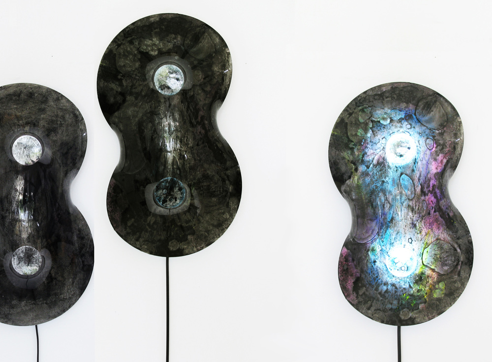 nuclei wall-mounted lamps